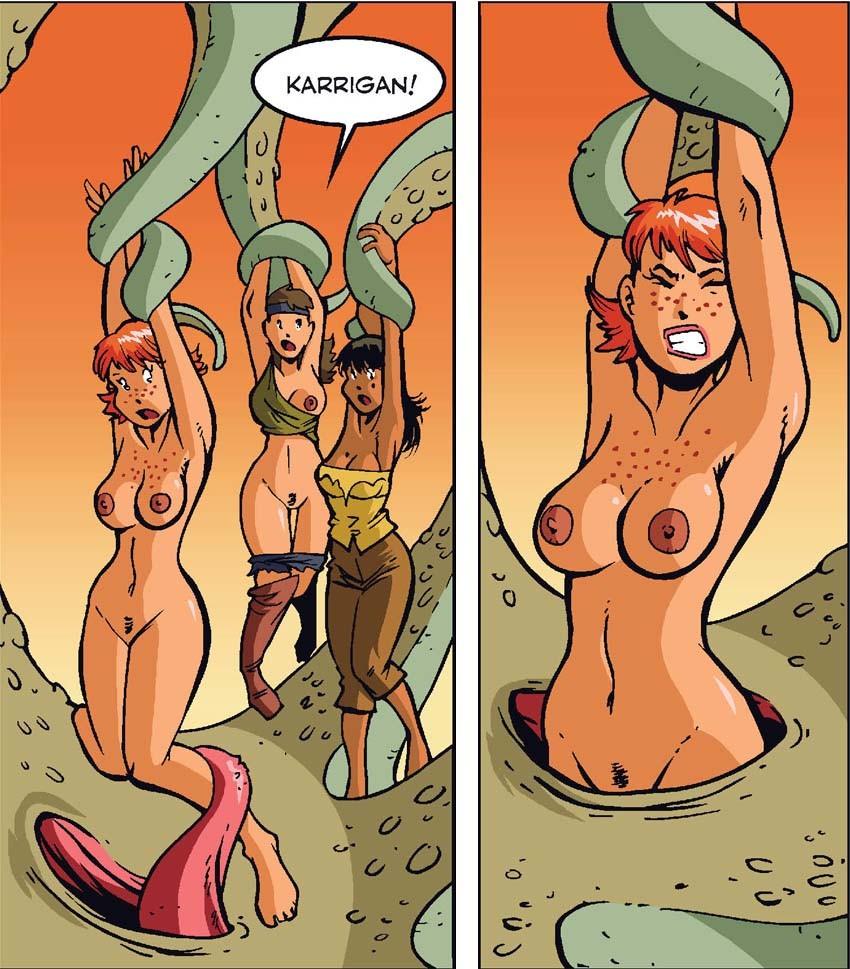 vore beast naked women
