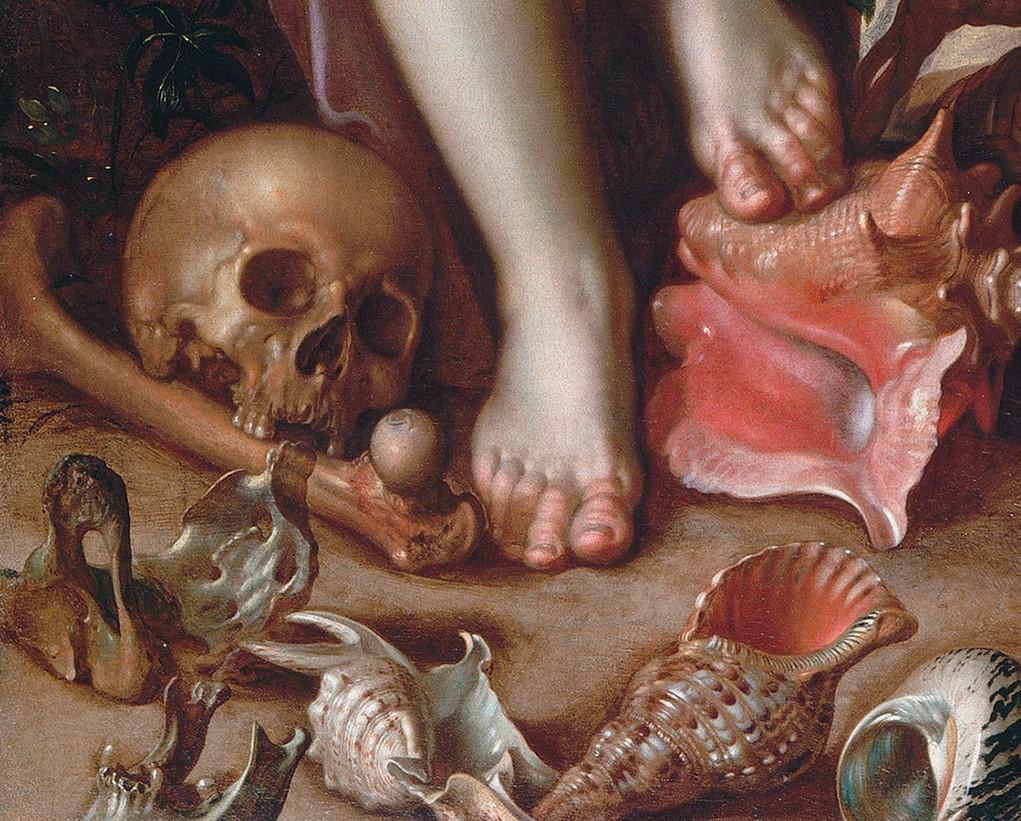 Perseus and Andromeda  *oil on canvas *180 x 150 cm *1611 *signed: JOACHIM WTEWAEL FECIT ANNO 1611 (S.D.MI.H.B.G.)